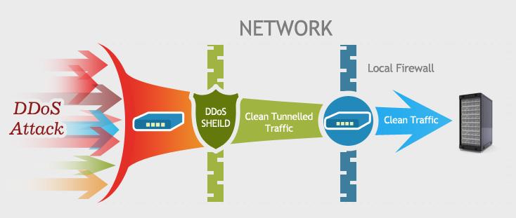 Ddos Protected Servers Canadian Web Hosting